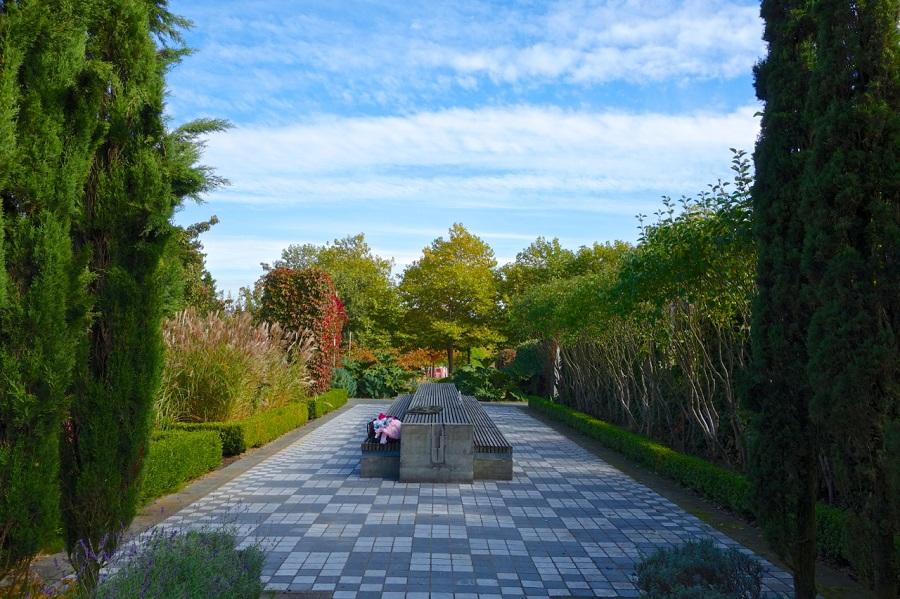 Hastings Park - Italian Garden - Vancouver, BC